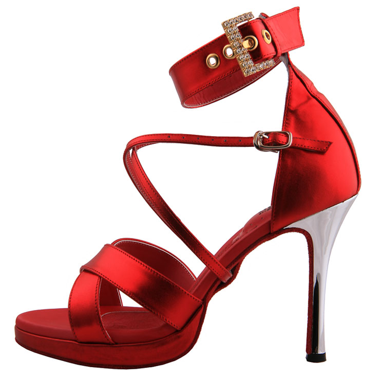 MAYAN :  high heel designer shoes red heels